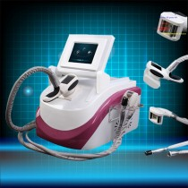 beauty equipment factory with best price body vacuum portable biopolar rf beauty machine